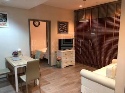 เช่าคอนโดลาดพร้าว เซ็นทรัลลาดพร้าว : For Rent  Whizdom Avenue Ratchada - Ladprao  ( 60 square metres )