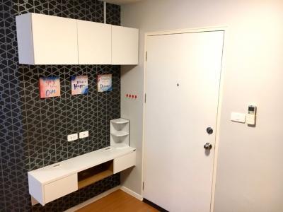 ขายคอนโดรังสิต ธรรมศาสตร์ ปทุม : ขายห้องขนาด 26 ตร.ม. ราคา 1.09 ล้านบาท ที่คอนโดลุมพินีทาวน์ชิพ รังสิต-คลอง1