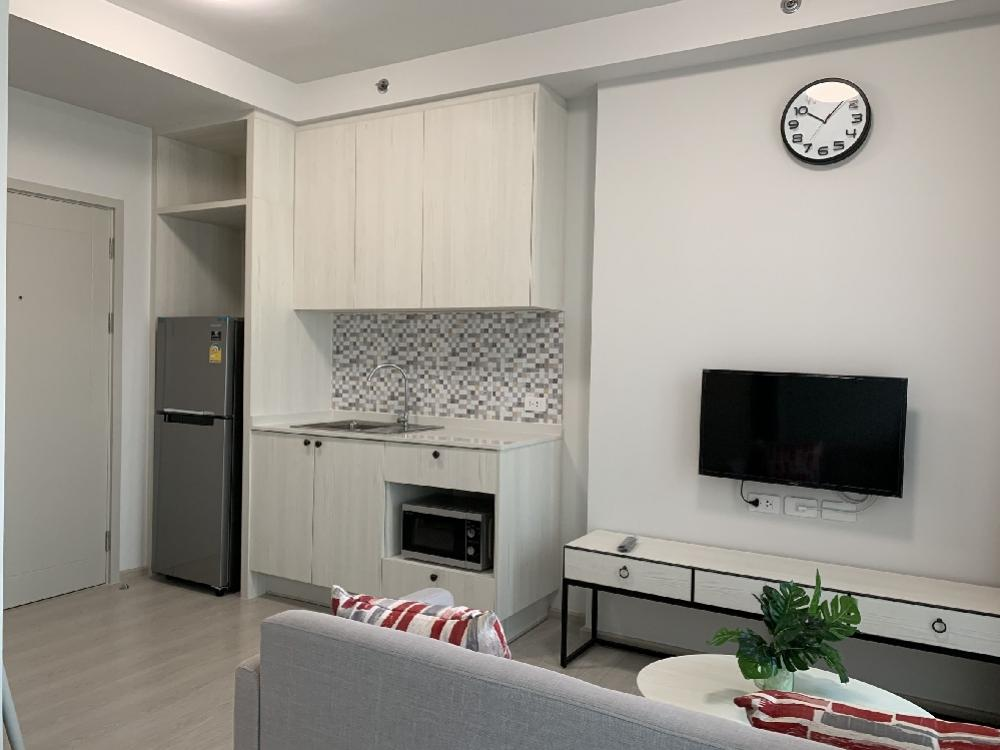 For RentCondoBang Sue, Wong Sawang : For rent Chapter One Shrine Bang Pho, 1 bed 1 bath, fully furnished, ready to move in