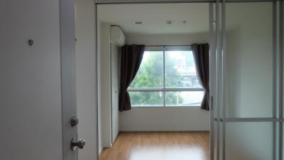 ขายคอนโดพระราม 9 เพชรบุรีตัดใหม่ : ขายห้องเปล่า condoโครงการลุมพินี พาร์ค พระราม9-รัชดา ห้อง Studio 22 SQ.M. ราคา 1,850,000บาท