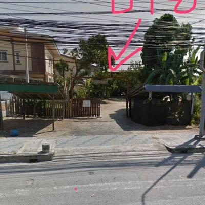 For SaleLandPattaya, Bangsaen, Chonburi : Land for sale in Bangsaen, only 300 meters from the beach. Suitable for school, hostel, vacation home.