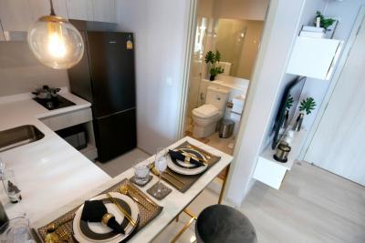 เช่าคอนโดวิทยุ ชิดลม หลังสวน : เช่า: Life One Wireless 1 ห้องนอน 35 ตร.ม. ห้องใหม่ พร้อมเข้าอยู่