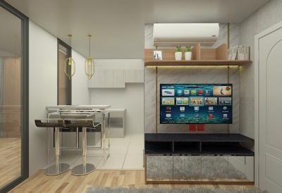 เช่าคอนโดวิทยุ ชิดลม หลังสวน : เช่า: Life One Wireless 1 ห้องนอน 35 ตร.ม.  ห้องตกแต่งพร้อมเข้าอยู่
