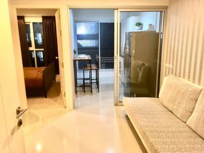 For RentCondoRama9, RCA, Petchaburi : For Rent Aspire Rama 9 (32 sqm.)