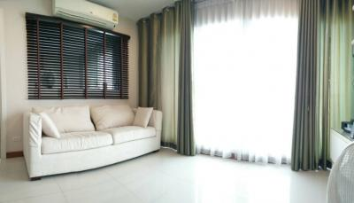 For SaleCondoPinklao, Charansanitwong : Condo for sale, Ivy Residence Pinklao, size 58.54 sq.m., 1 bedroom, 1 bathroom, 1 car park, near Pata Pinklao The balcony is very wide. City view.