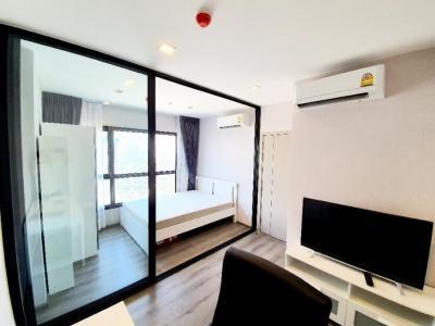 For RentCondoRattanathibet, Sanambinna : Politan rive for rent, 27th floor, fully furnished, cheap price