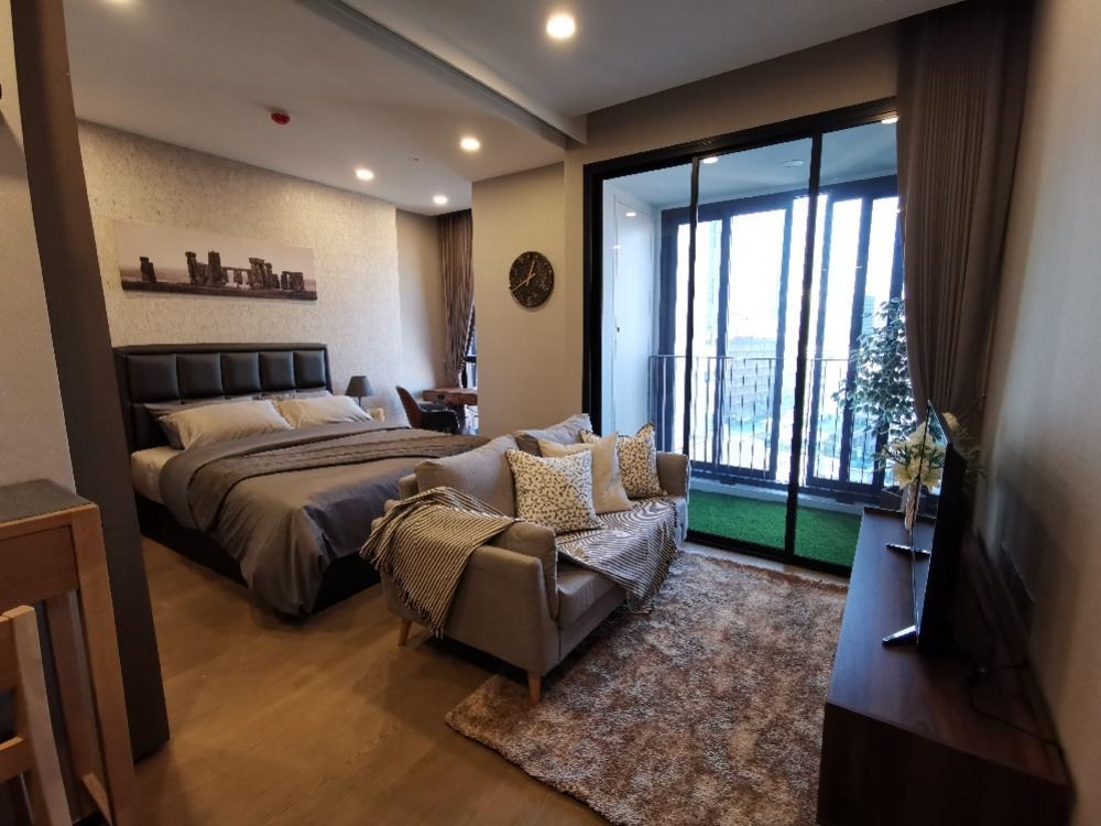 For SaleCondoSiam Paragon ,Chulalongkorn,Samyan : Sale Condo Ashton Chula-Silom 33 sqm. floor 12th fully furnished