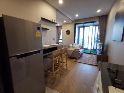 For SaleCondoSiam Paragon ,Chulalongkorn,Samyan : Sale Condo Ashton Chula-Silom 33 sqm. floor 12th fully furnished