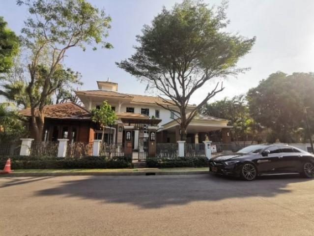 For RentHouseBang kae, Phetkasem : House for rent in The Emperor Kanchanaphisek - Bang Khae area, Rama 2
