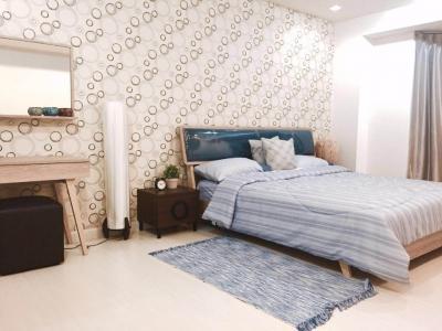 For RentCondoSukhumvit, Asoke, Thonglor : Condo 3 Beds + 1 Maid @BTS PromPhong 600 m. 50,000 THB