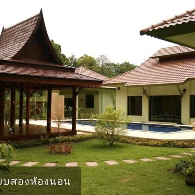 For SaleBusinesses for saleChiang Mai, Chiang Rai : The villa is suitable for business, accommodation, restaurants, just 200 meters from the tunnel.