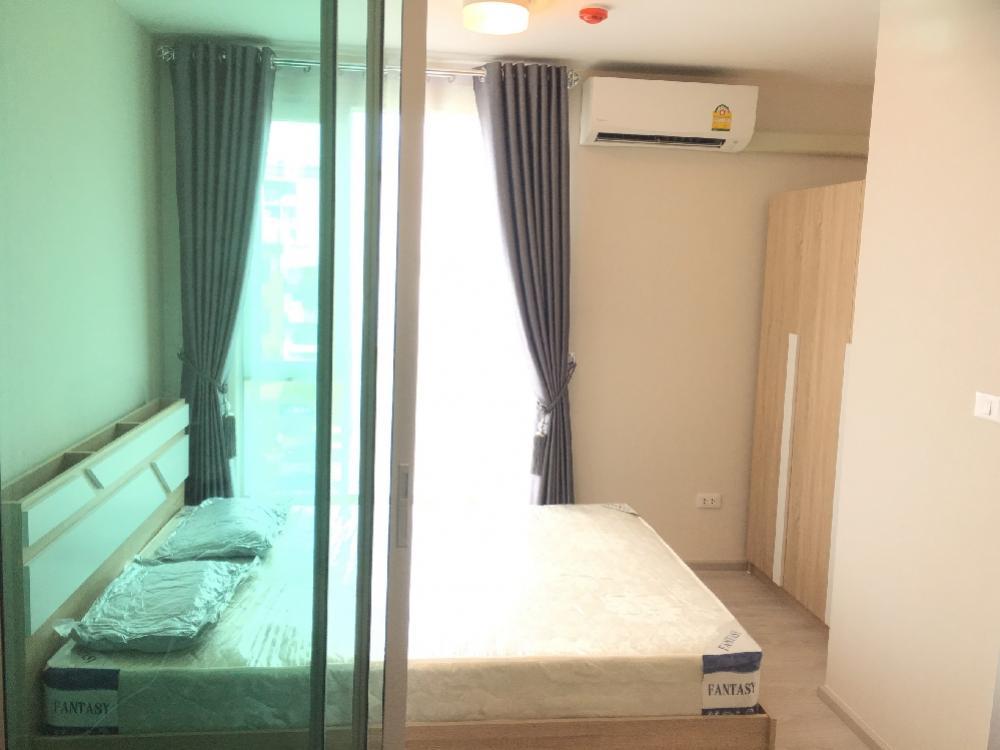 For RentCondoRamkhamhaeng, Hua Mak : For Rent Condo Plum Ramkhamhaeng 60 Inter Change Size 23 sqm. Rent 9000-.