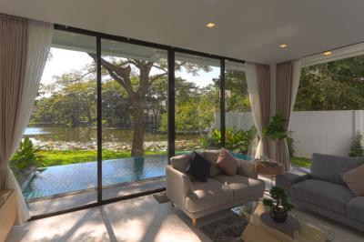 ขายบ้านเชียงใหม่-เชียงราย : ขายบ้านเดี่ยวเชียงใหม่ บ้านใหม่พร้อมสระว่ายน้ำ ขายบ้านเชียงใหม่ หางดง บ้านหรูเชียงใหม่ ทำเลเยี่ยม หลังใหญ่ 158 ตร.วา ตกแต่งพร้อมอยู่ สไตล์ Luxury Modern