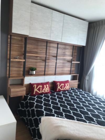ขายคอนโดพัฒนาการ ศรีนครินทร์ : Room For Resale Lumpini Ville On Nut - Phatthanakan ( Onnut 55 )