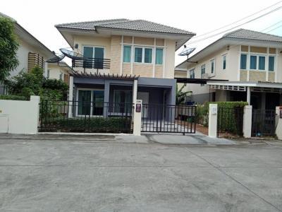 For SaleHouseBang kae, Phetkasem : ขายบ้านพฤกษาซินี่รีตี้1 ซอยเพชรเกษม81 ถนนมาเจริญ ตรงข้ามป๊มน้ำมัน ปตท.