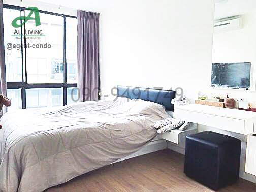 For RentCondoOnnut, Udomsuk : Condo for rent, Icon Condo Sukhumvit 103, pool view, very nice decorated, ready to move in