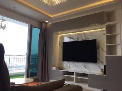 For SaleCondoRatchadapisek, Huaikwang, Suttisan : 🏢Condo for sale at Supalai Wellington Built-in to move in