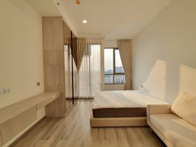 For RentCondoKasetsart, Ratchayothin : ให้เช่า ห้อง 1Bed 24 sqm  Miti Chiva Kaset