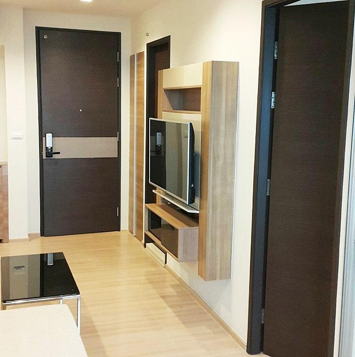 For RentCondoSathorn, Narathiwat : Condo Rhythm Sathorn @BTS Saphan Taksin, 45 sq.m 1 Bedroom 33rd floor River View, Fully furnished