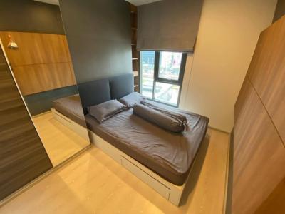 ขายคอนโดรัชดา ห้วยขวาง : +++เช่าด่วน+++  CENTRIC Huaikhwang Station** 1 ห้องนอน ขนาด 32 ตร.ม. ชั้น 6 แต่งสวยครบ พร้อมอยู่