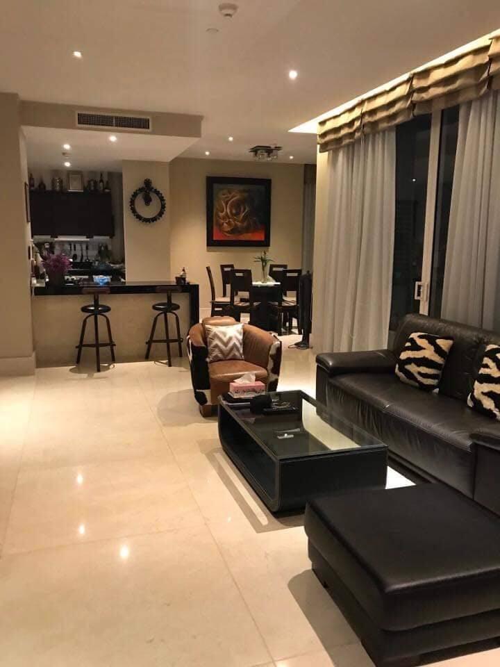 For SaleCondoSathorn, Narathiwat : +++ Hot sale +++ Corner room, The Infinity ** 2 bedroom, 16th floor, fully furnished.