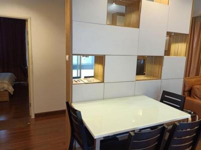 For RentCondoSathorn, Narathiwat : ให้เช่าcondo Supalai lite สาธร-เจริญราษฎร์ 2ห้องนอน build in ทั้งห้อง (81ตรม)
