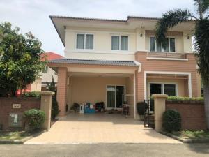 For SaleHouseChengwatana, Muangthong : House for sale Casa Ville Ratchaphruek - Chaengwattana.