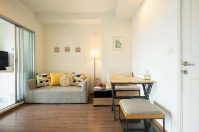 For SaleCondoBang Sue, Wong Sawang : 🔥🔥🔥 Sell U-Delight Bangson, corner unit, high floor, nice decoration, ready to move in 🔥🔥🔥