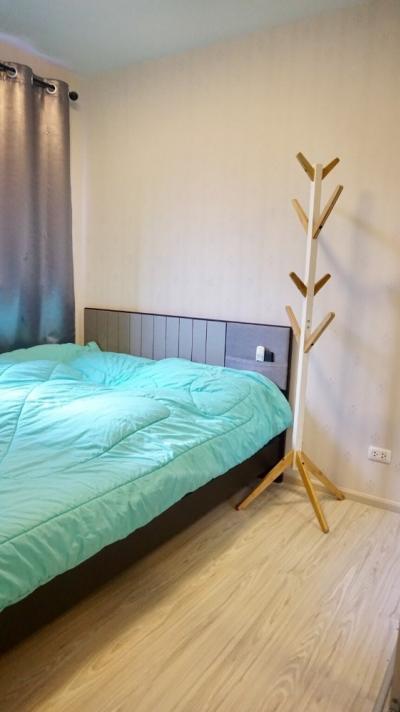 For RentCondoRattanathibet, Sanambinna : Condo Aspire 2, fully furnished, ready to move in.