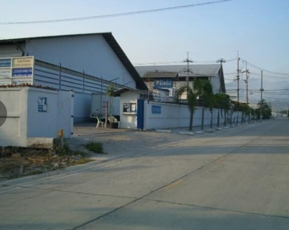 For RentWarehousePattaya, Bangsaen, Chonburi : Cheap warehouse for rent 750 sqm., Ban Bueng District, Chonburi (Highway 344), good location