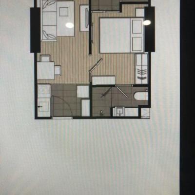 เช่าคอนโดสุขุมวิท อโศก ทองหล่อ : For Rent Ashton Asoke 1 Bedroom Rental Price 29K