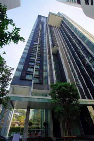 For SaleCondoSukhumvit, Asoke, Thonglor : For Sale condo Edge Sukhumvit 23, Asoke ... good price, good location close to MRT/BTS Asoke