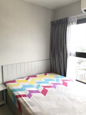 For RentCondoRama9, RCA, Petchaburi : Condo for rent, The Privacy Rama 9, 1 bedroom, size 24 sq m.