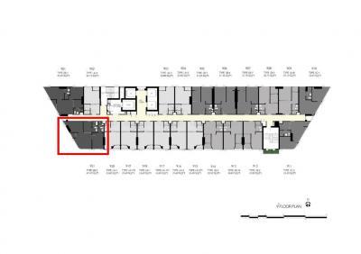 ขายดาวน์คอนโดคลองเตย กล้วยน้ำไท : The Tree Rama 4 ห้อง 2-bed กระจกโค้ง เพียง 131,xxx บาท/ตร.ม. ราคาแรก ส่วนลด 400,000 บาท