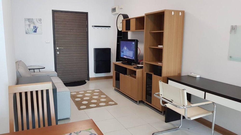 For RentCondoRama9, RCA, Petchaburi : 1 Bedroom For rent Supalai Park Asoke-Ratchada