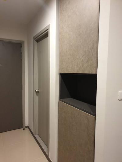 เช่าคอนโดสะพานควาย จตุจักร : For Rent Ideo Phahol-Saphan Khwai Type Studio High Floor Rental Price 15K