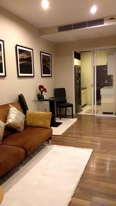For RentCondoOnnut, Udomsuk : Room For Rent The Room Sukhumvit 62 Near Punnawithi BTS station 1 Bedroom 46 SQM