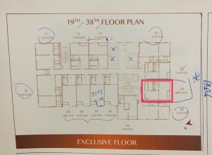 Sale DownCondoRatchathewi,Phayathai : Near to Siam 🎉 Next to MRT🚅 Park Origin Ratchathewi 1 bed plus Loft 2 floor, closed glass door, 2nd floor, entirely 22 floor, southeast, first price 💥