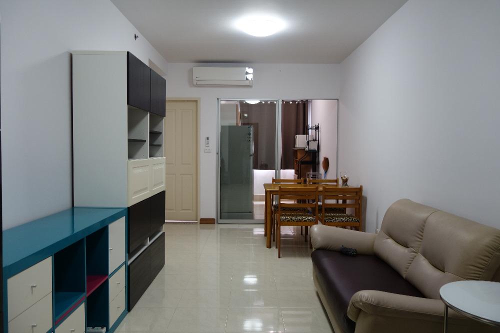 For SaleCondoRama9, RCA, Petchaburi : For Sale Condo Supalai Park Ekkamai-Thonglor, 1 bedroom, 1 bathroom, 54.05 sqm., 21st floor, city view, on New Phetchaburi Road