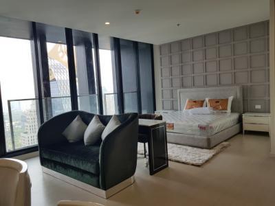เช่าคอนโดวิทยุ ชิดลม หลังสวน : Noble Ploenchit Duplex 3Bed 248.53 Sq.m for rent