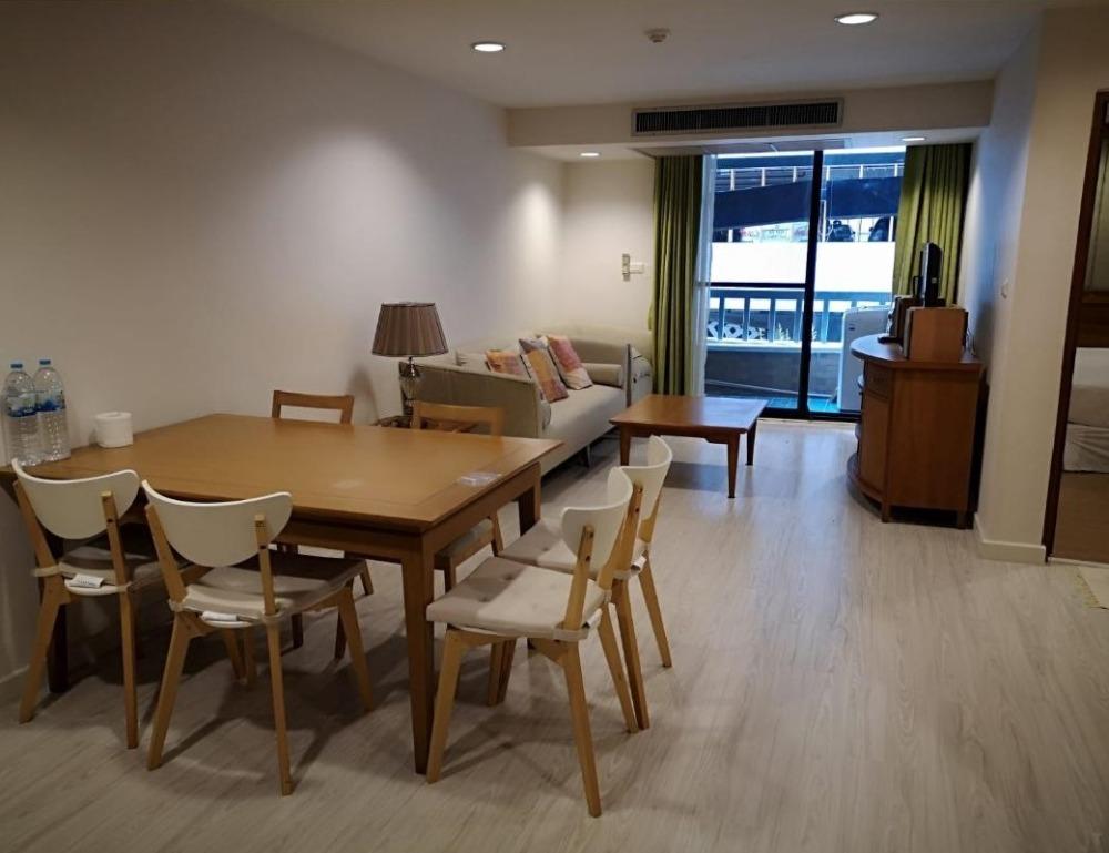 เช่าคอนโดสุขุมวิท อโศก ทองหล่อ : ให้เช่าบ้านจันทร์คอนโดมิเนียมพร้อมอยู่ 1 ห้องนอนใหญ่ ใจกลางทองหล่อ