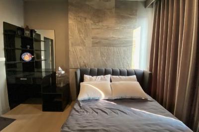 For RentCondoRama9, RCA, Petchaburi : (Sale/Rent)1 bed 35 sqm NICHE phetchburi-Thonglor high floor Stunning view!!