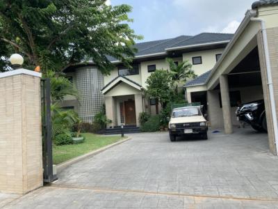 For RentHouseVipawadee, Don Mueang, Lak Si : ให้เช่าบ้านเดี่ยวขนาดใหญ่ย่านวิภาวดีรังสิตซอย4พร้อมสระว่ายน้ำส่วนตัว ใกล้สโมสรทหารบก ตกแต่งพร้อมอยู่