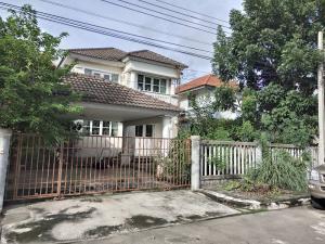 For SaleHouseSamrong, Samut Prakan : House for sale, Chuanchuen Village, Bangna Km. 29, Soi Kiatphiphat Thani, Bang Bo , Samut Prakan