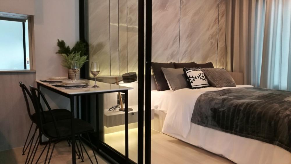 For RentCondoRama9, RCA, Petchaburi : 🔥🔥 For Rent Life Asoke 30 sqm 🔥🔥