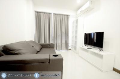 For RentCondoRama3 (Riverside),Satupadit : 😊 For RENT  ให้เช่า 1 ห้องนอน  ใกล้ BTS ช่องนนทรี เพียง 18 นาที  🏢ศุภาลัย พรีมา ริวา พระราม 3 Supalai Prima Riva Rama 3🔔พื้นที่:60.00ตร.ม. 💲ราคาเช่า:19,000.-บาท 📞นัดชมห้อง:099-5919653 ✅LineID:sureresident