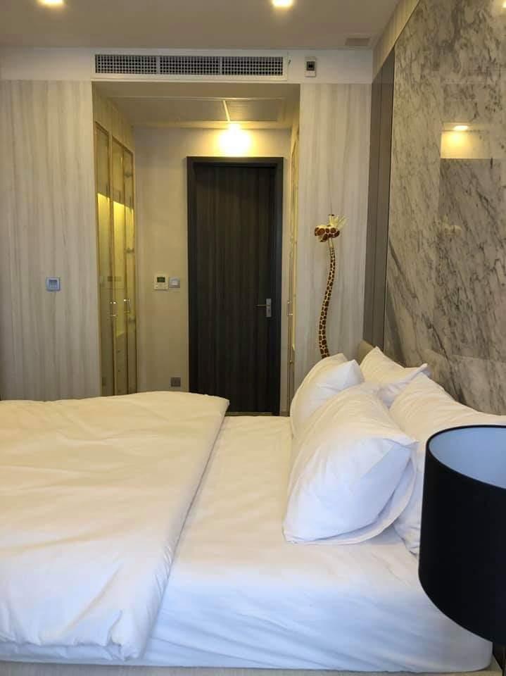 เช่าคอนโดสุขุมวิท อโศก ทองหล่อ : For Rent Ashton Asoke From MRT Sukhumvit 20 M.  1 Bedroom  Rent 28K Only!!!
