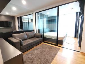 เช่าคอนโดสาทร นราธิวาส : For Rent Noble Revo Silom - Unit 33.84 sqm.Special Price 17K - 8520