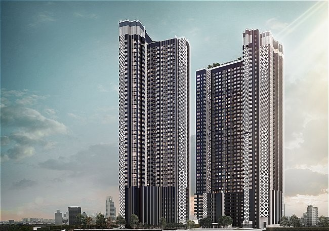 For SaleCondoLadprao, Central Ladprao : Sell at a loss !! Life Ladprao 2 bedrooms 2 bathrooms