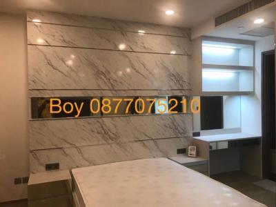 For RentCondoSiam Paragon ,Chulalongkorn,Samyan : For Rent Ashton Chula Silom 1 Bed 32 sq.m. High Floor 30,000/month